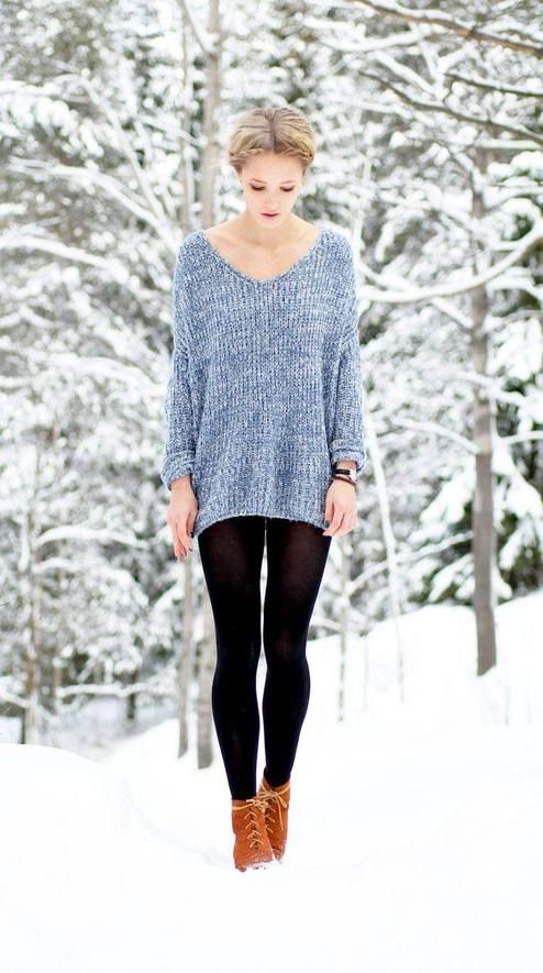 Perfect winter/ autumn outfit.
