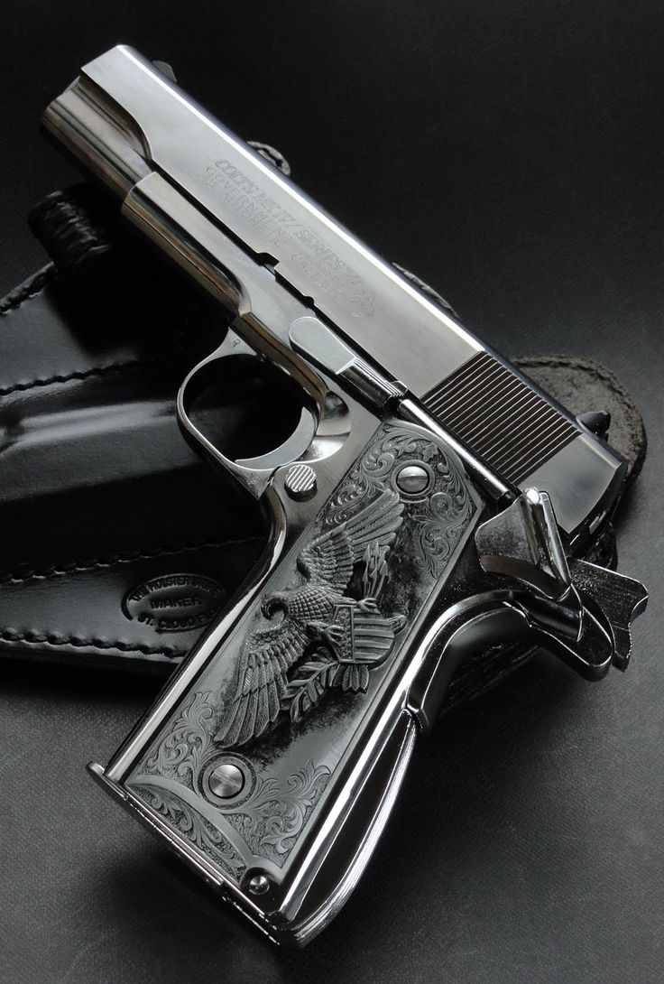 Wicked Colt 1911!