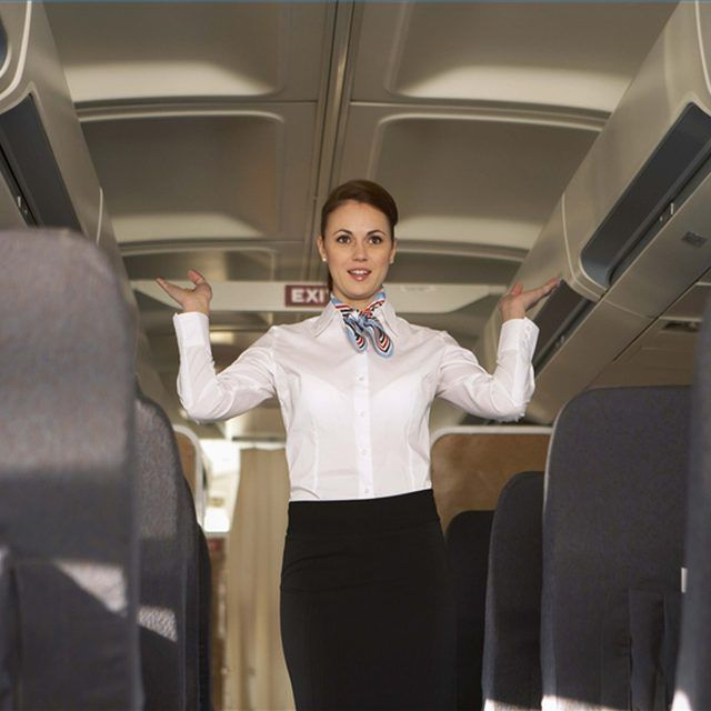 19 best Flight attendant Study Plan images on Pinterest Dream - american airlines flight attendant sample resume