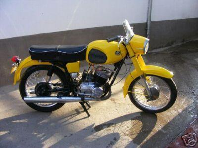1972 Pannonia P20