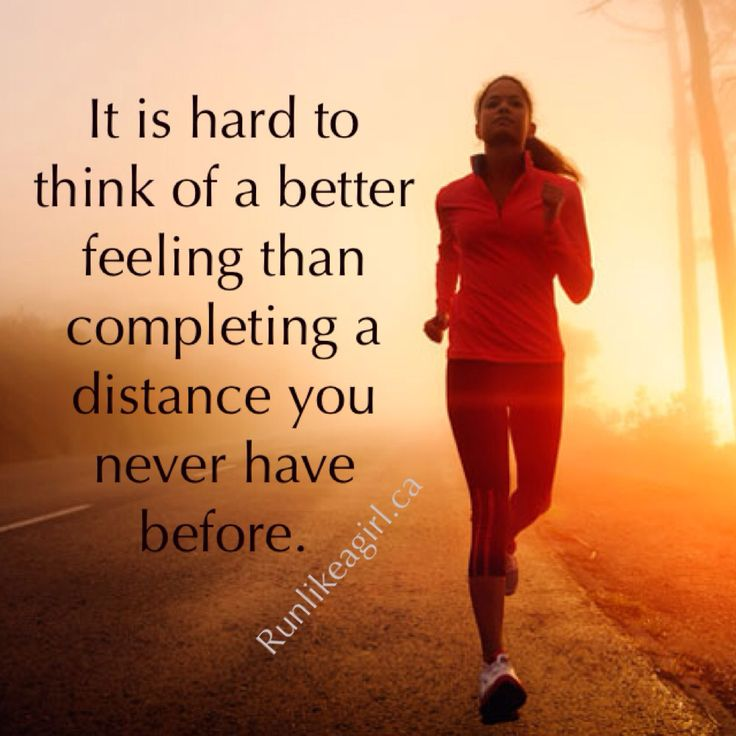 I am running 8 miles this morning. That's one mile loner than my longest run so far! This is good inspiration.