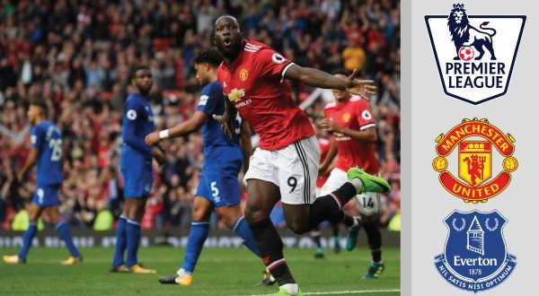 Manchester United Vs Everton Manchester United Live Football Match English Premier League