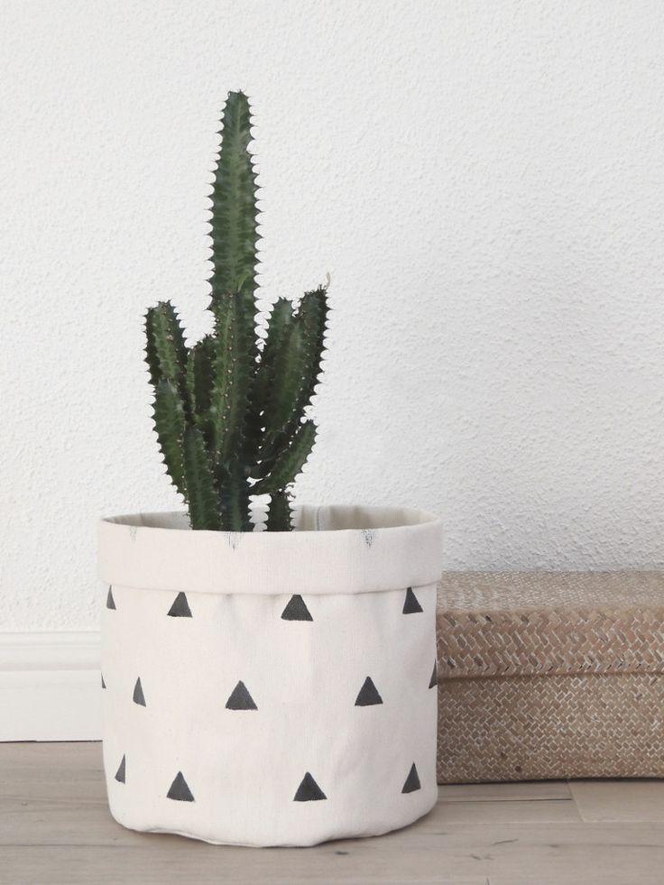 Canvas Bucket | Mono Online Shop