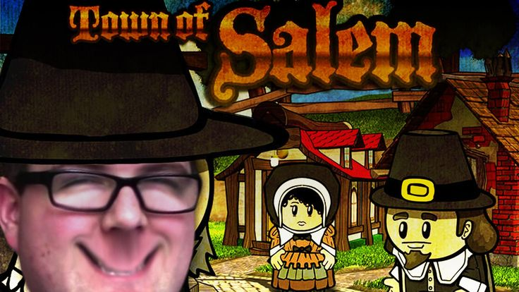 Town of Salem w/Mark, Jack, and Wade!