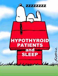 Three Sleeping Issues you might encounter as a Hypothyroid Patient - Stop The Thyroid Madness™