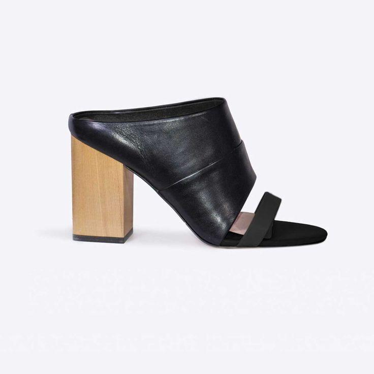 Dept. Of Finery - Sunday - Black Leather