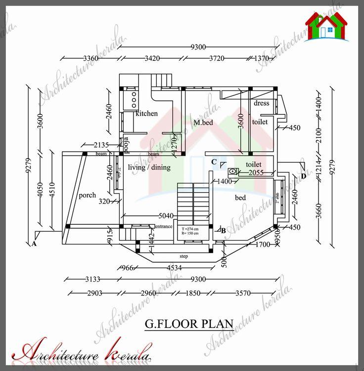 Room House Plan