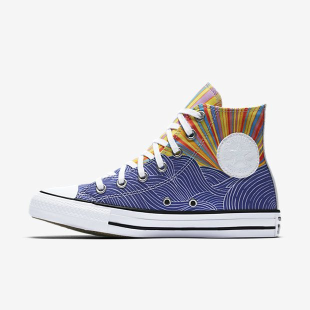 CT AS HI CANVAS MISUN MARA HOFFMAN - FOOTWEAR - High-tops & sneakers Converse RpX9G6Y