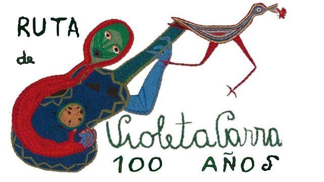 Heroínas: Iniciando celebración del Centenario de Violeta Parra