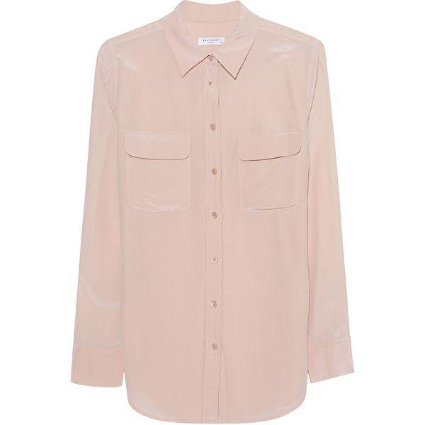 Nude Pink Shirt   Is Shirt