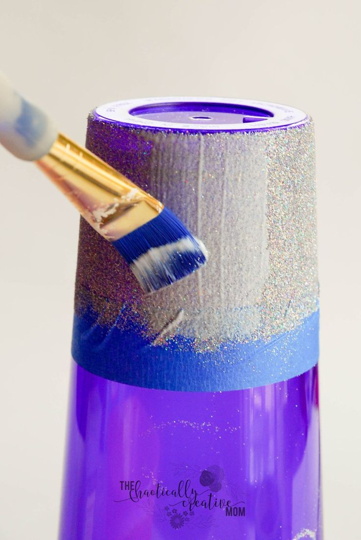 How To Glitter Dip A Tumbler Diy Projects Vinyl