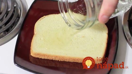 Chlieb ako ho nepoznáte. Presvedčte sa, že nejde len o základnú potravinu, ale máte v ňom aj perfektného pomocníka v domácnosti!