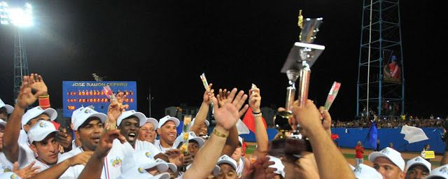Las Grandes Ligas MLB: Serie del Caribe 2016: Cuba
