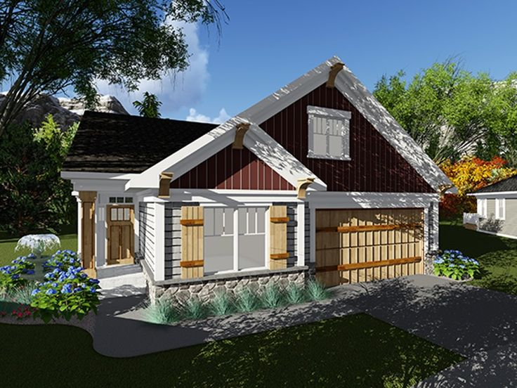 25 best ideas about rambler house plans on pinterest 4 for Craftsman rambler house plans