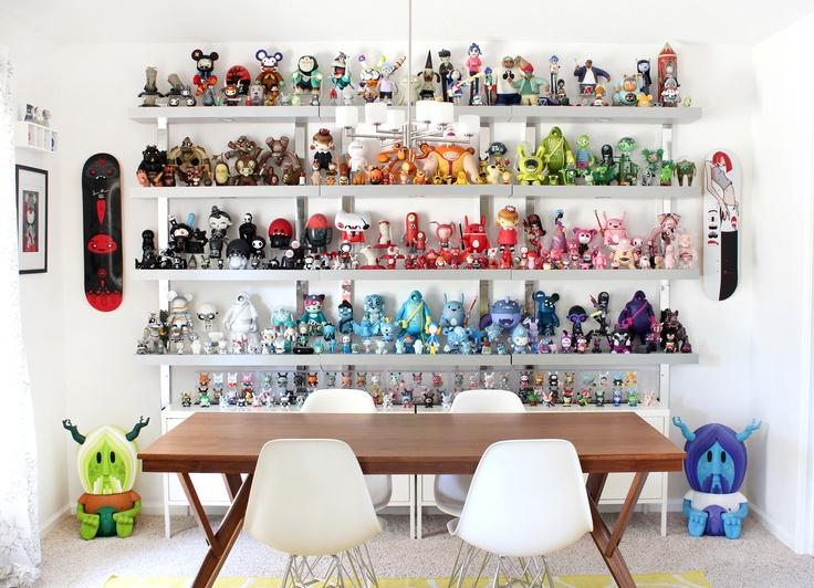 Sara Harvey   Winner Of Design Toy Awards 2012 Best Designer Toy Display