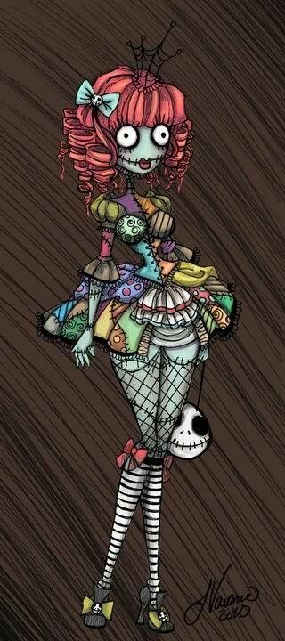Sally art