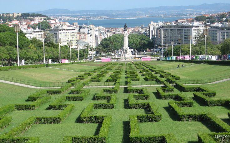 Miradouro do Parque Eduardo VII, Lisboa