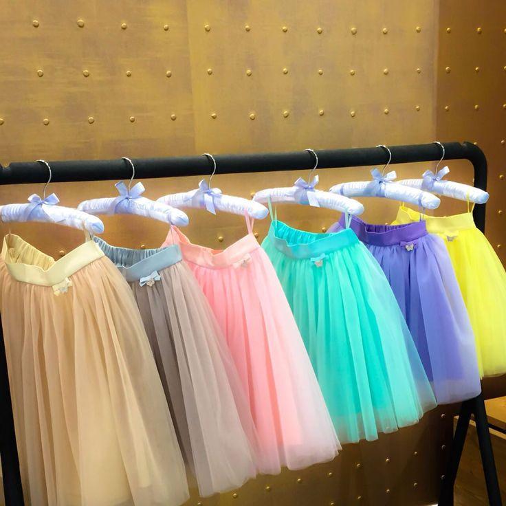 Модные юбки из фатина skirt-bar.ru fatin-bar.ru