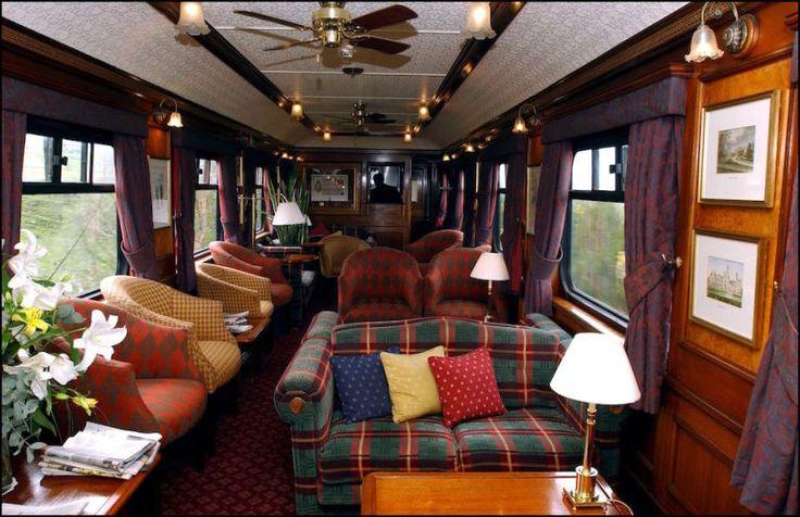 Per la serie, cose da fare una volta nella vita! 10 treni di lusso per 10 viaggi in treno da sogno
