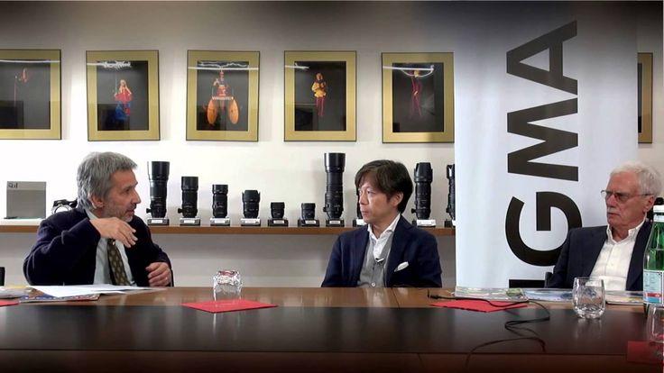 An interview with Kazuto Yamaki, CEO of Sigma Corporation. Full version. by Sergo Namias, Centro Studi Progresso Fotografico, Fotografia, Italy.  November 10, 2014