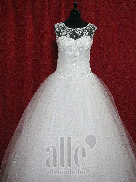 Szalagavató ruha Sz-517 ★★★ AlleMode esküvői ruhaszalon Budapest Teréz körút 12.
