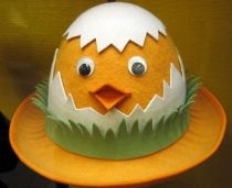 got to make an easter bonnet soon, any tips folks? (clearly didnt make this one :))