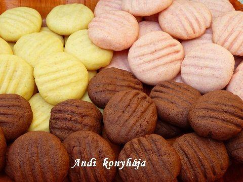 Pudingos keksz - Andi konyhája - Sütemény és ételreceptek képekkel