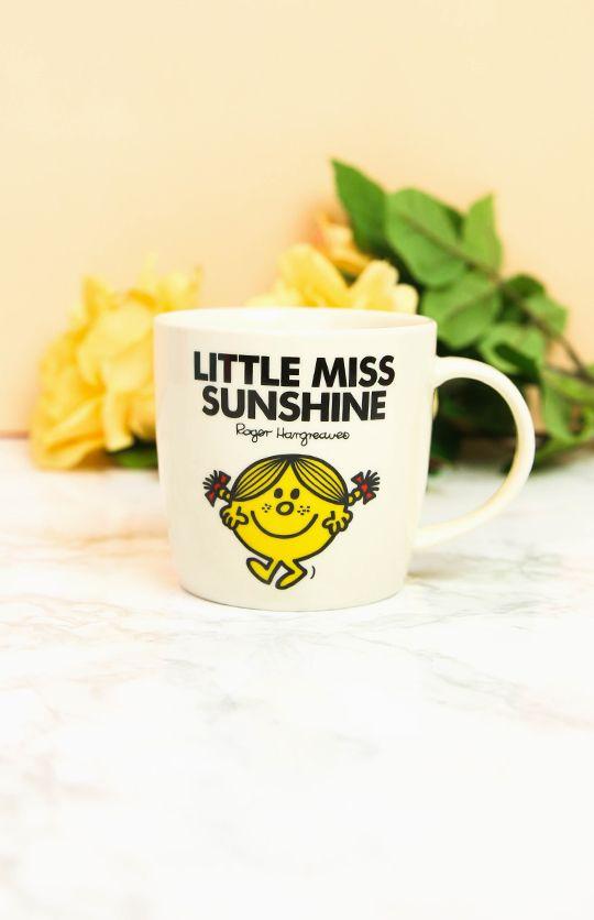 Mr Men Mug - Little Miss Sunshine