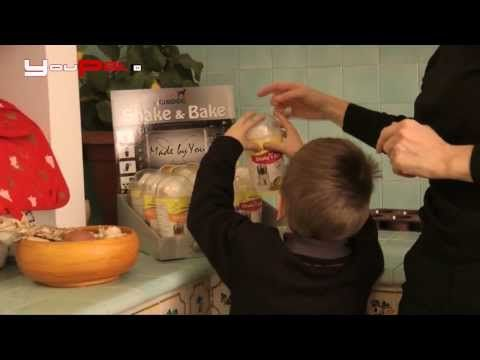 Idea coccolosa per i nostri cuccioli ad Halloween dolcetti per loro fatti con le nostre mani