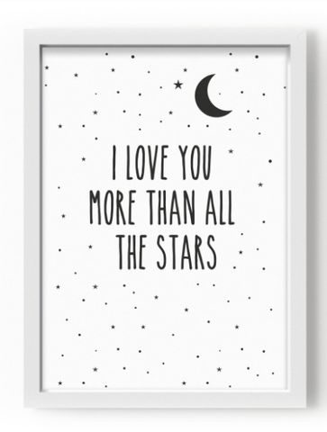 Eef Lillemor // I Love You More Than All The Stars