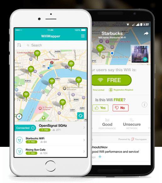 RV trip planning apps