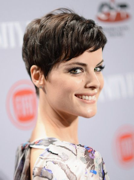 Jaimie Alexander Pixie - Short Hairstyles Lookbook - StyleBistro