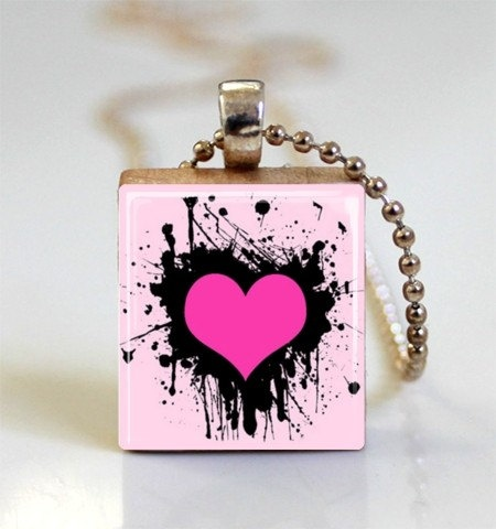 49 best Pink & black jewelry images on Pinterest | Black jewelry ...
