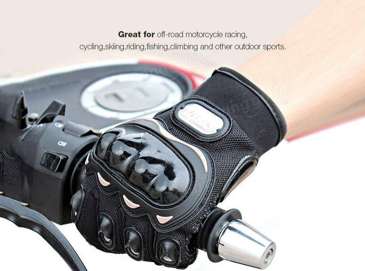 iMars™ iM-G1 Touch Screen Full Finger Gloves Motorcycle Riding Sports