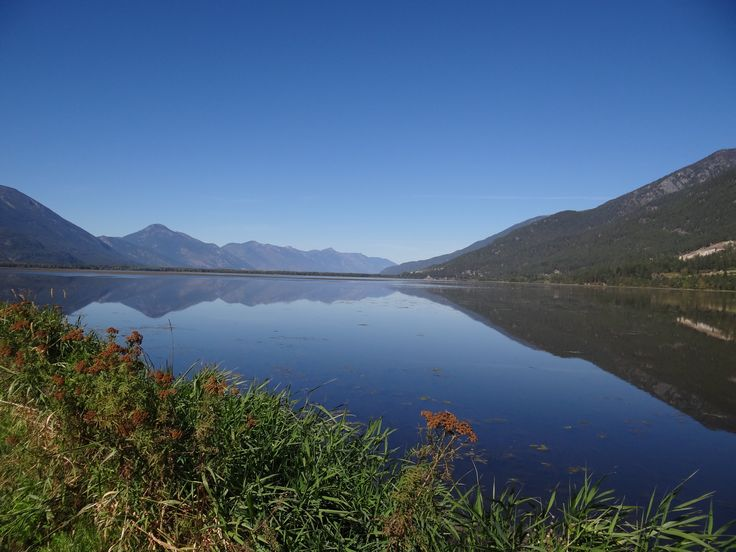 Duck Lake, Creston Valley Wildlife Management Area, British Columbia. ~~ 9/17/2012