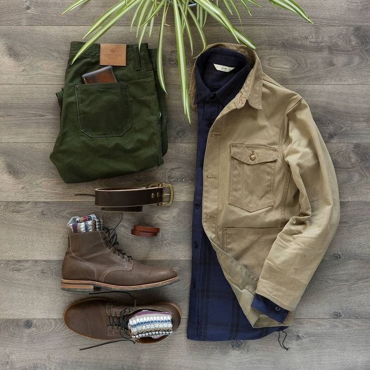 Rugged Mens Fashion @doppki  See more inspriation on the Instagram account @runnineverlong