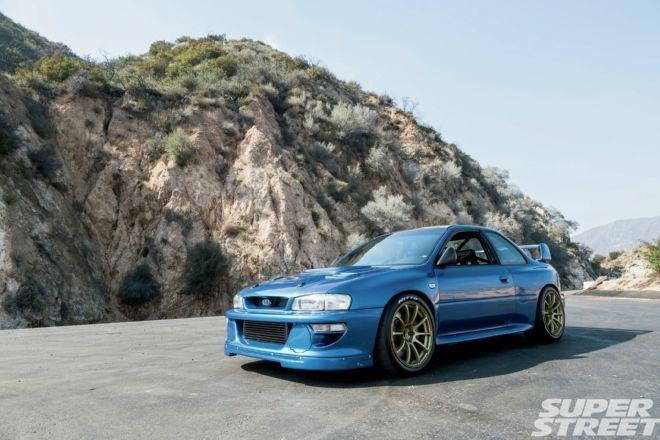 1998 Subaru Impreza RS - The Champion