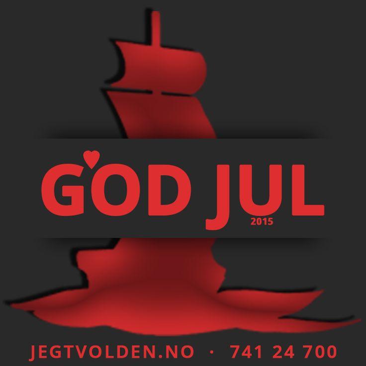 Jægtvolden Fjordhotell ønsker deg og dine en GOD JUL! http://jegtvolden.no