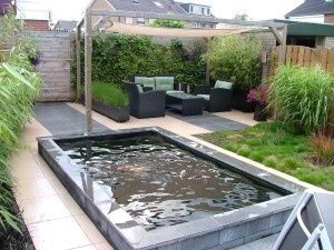 12 best images about koi pools on pinterest for Koi pool table