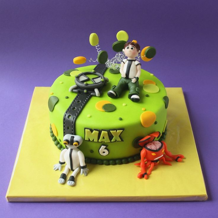 Ben 10 @Cake Central by leonietje 1 wow fantastic cake!!!