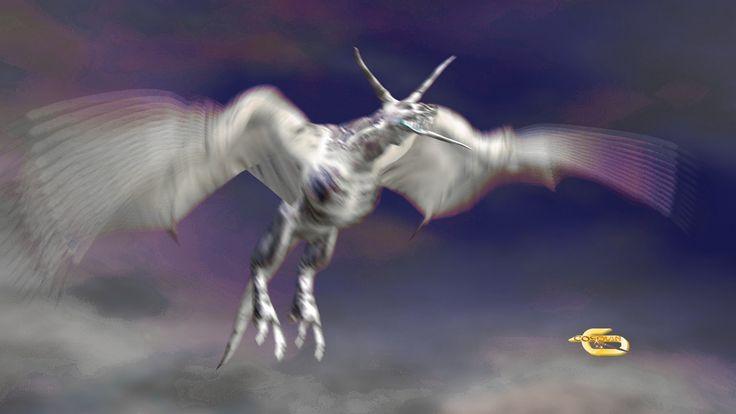 Dragon Power Light - Fantasy
