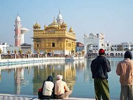 Golden Temple and Sikhs