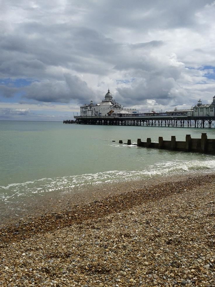Eastbourne Pier (England).