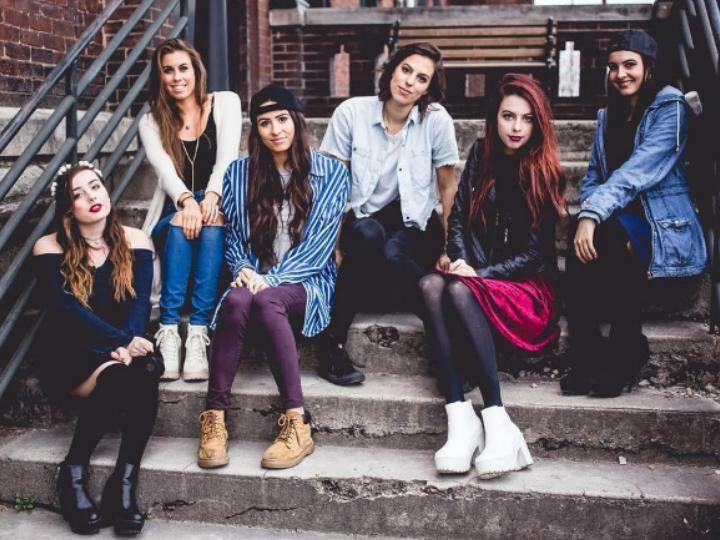 Amy, Christina, Lauren, Katherine, Danielle, Lisa CIMORELLI