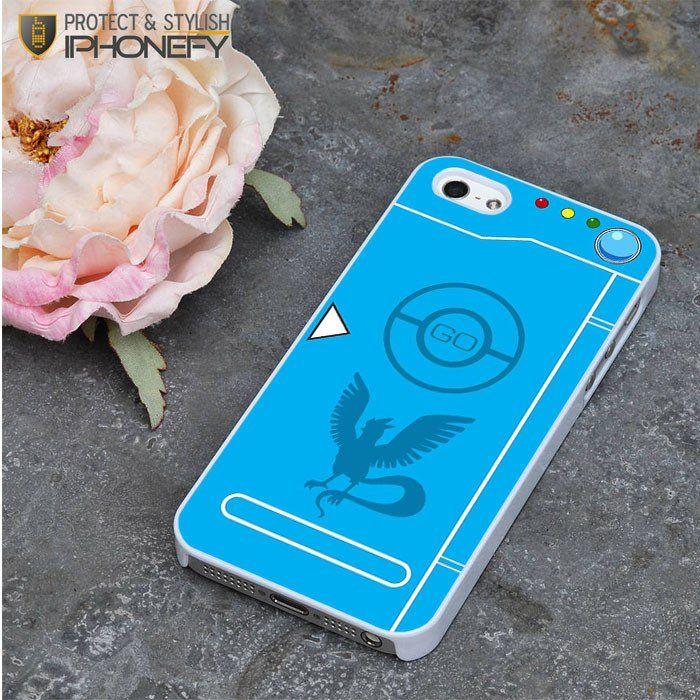 Pokemon Go Mystic Team Pokedex iPhone 5S Case|iPhonefy