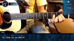 como tocar las mañanitas en guitarra - YouTube