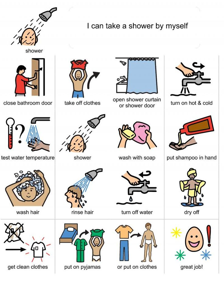"""GAIL! Social Stories - when I didn't have pictures of Elayna doing a task, I would use these pictures to make social stories. They don't have to be a true """"story"""" you can put them in a comic strip format in the order of classroom agenda. I would also have random pictures of activities, toys, the toilet;) on the back of a door with Valcro, so that she could communicate her needs/wants."""