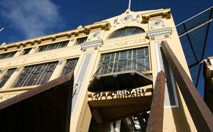 Library Palmerston North