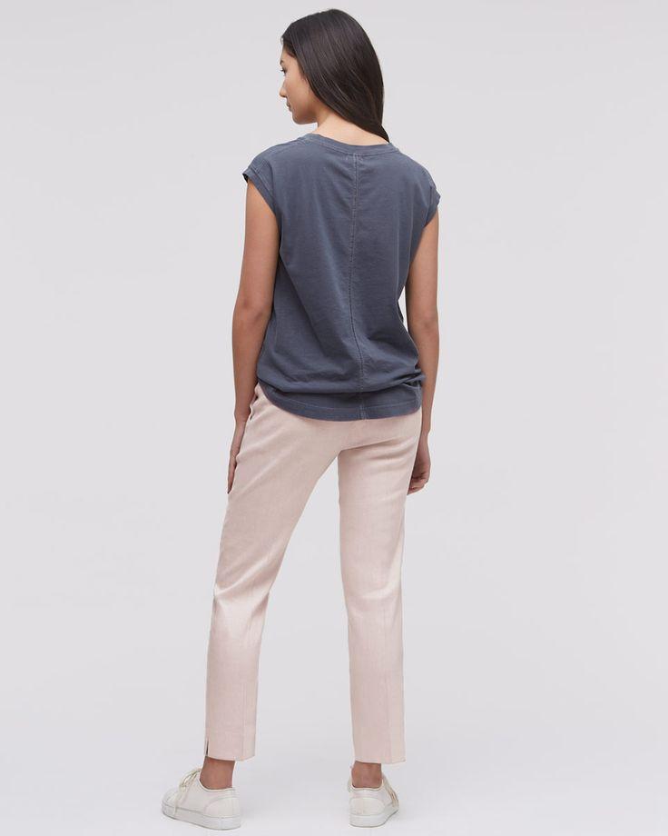 Portofino Linen Trousers