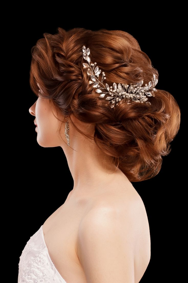 Great Wedding Hairstyle Album Still Hunting For The Excellent Hair Do For Your Special Day Get I Romantic Wedding Hair Hairdo Wedding Wedding Hairstyles Updo